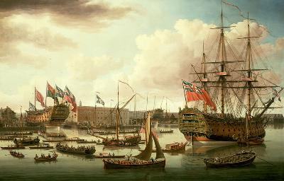 ships-on-thames-18th-century