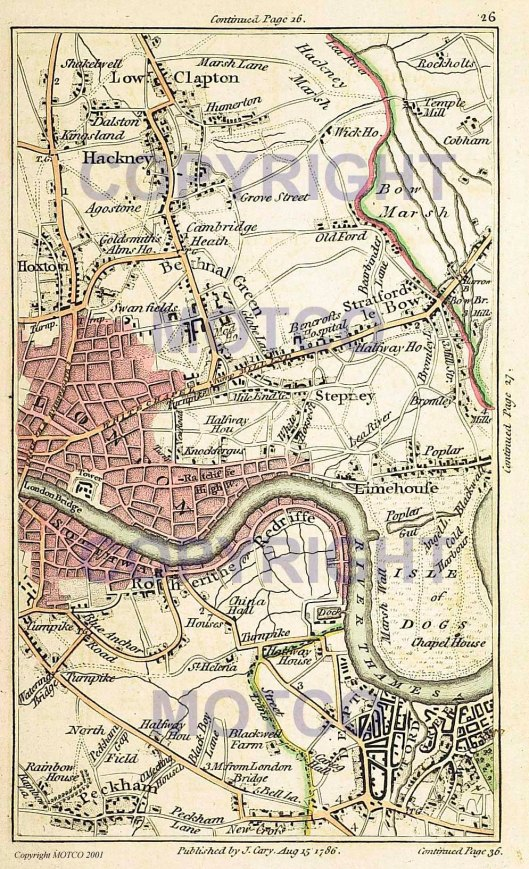 stepney-1786-map